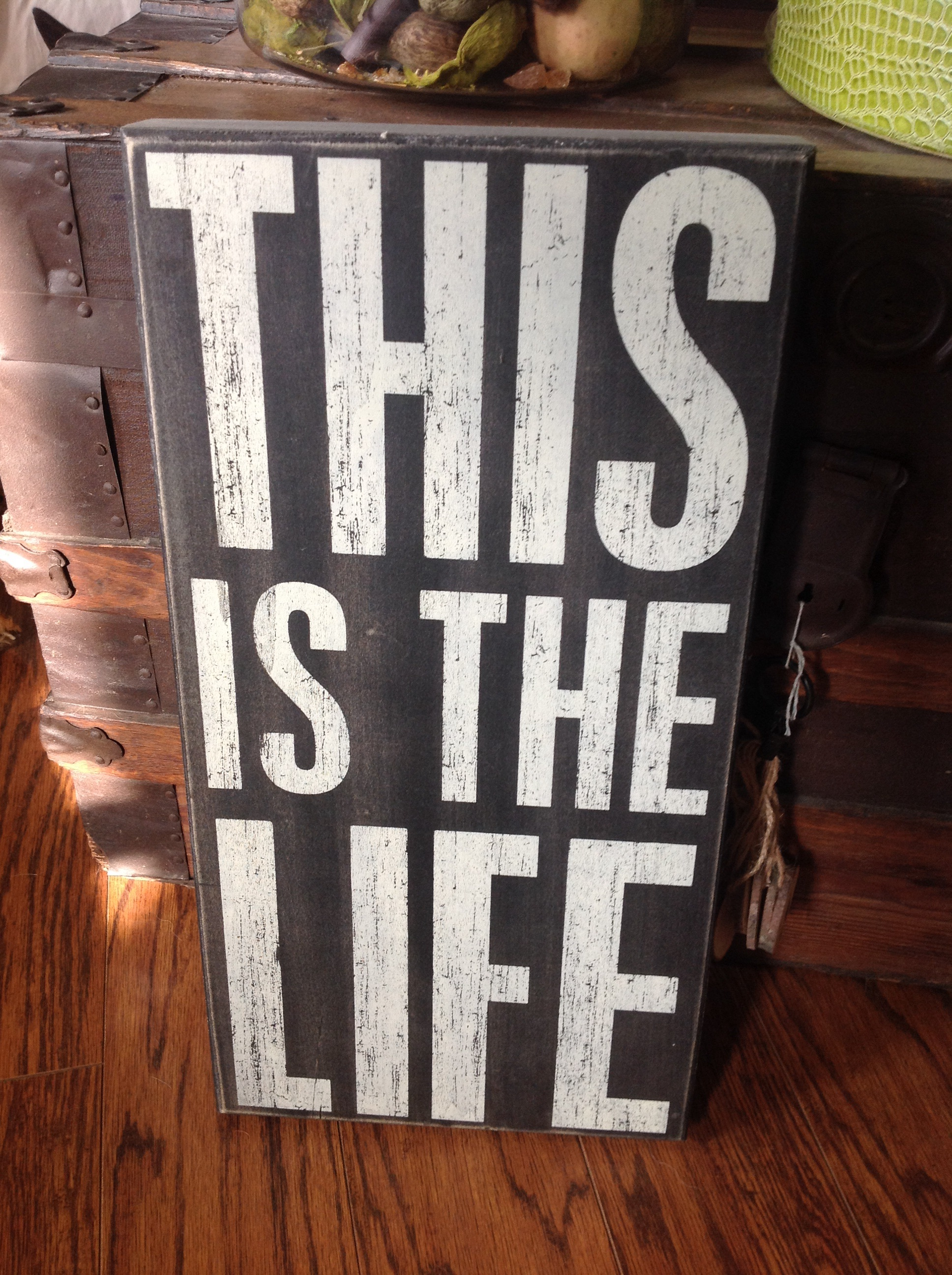 This is the LIFE!  ……    an inspirational blog about all things LIFE!